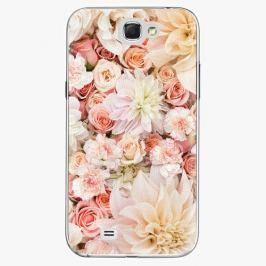Plastový kryt iSaprio - Flower Pattern 06 - Samsung Galaxy Note 2