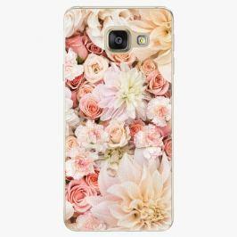 Plastový kryt iSaprio - Flower Pattern 06 - Samsung Galaxy A3 2016