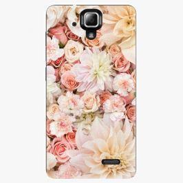 Plastový kryt iSaprio - Flower Pattern 06 - Lenovo A536