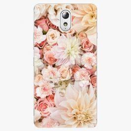Plastový kryt iSaprio - Flower Pattern 06 - Lenovo P1m