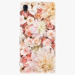 Plastový kryt iSaprio - Flower Pattern 06 - Sony Xperia M4