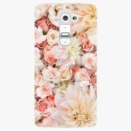 Plastový kryt iSaprio - Flower Pattern 06 - LG G2 (D802B)