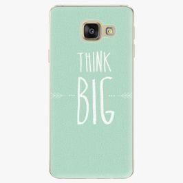 Plastový kryt iSaprio - Think Big - Samsung Galaxy A3 2016