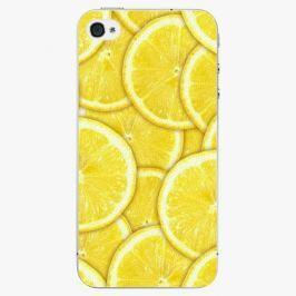 Plastový kryt iSaprio - Yellow - iPhone 4/4S