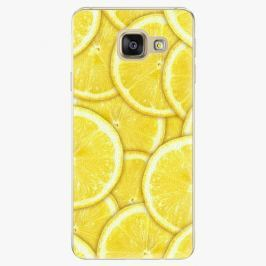 Plastový kryt iSaprio - Yellow - Samsung Galaxy A5 2016