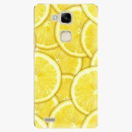 Plastový kryt iSaprio - Yellow - Huawei Mate7