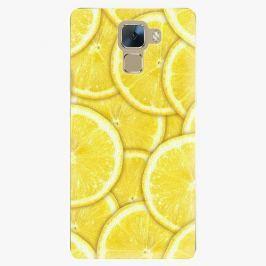 Plastový kryt iSaprio - Yellow - Huawei Honor 7