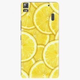 Plastový kryt iSaprio - Yellow - Lenovo A7000