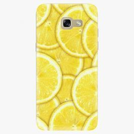 Plastový kryt iSaprio - Yellow - Samsung Galaxy A5 2017