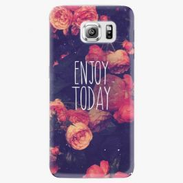 Plastový kryt iSaprio - Enjoy Today - Samsung Galaxy S6 Edge Plus