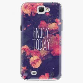 Plastový kryt iSaprio - Enjoy Today - Samsung Galaxy Note 2