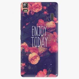 Plastový kryt iSaprio - Enjoy Today - Lenovo A7000