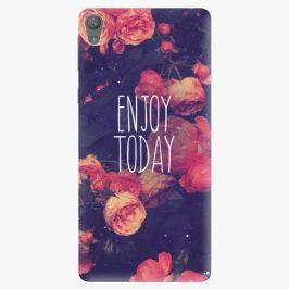 Plastový kryt iSaprio - Enjoy Today - Sony Xperia E5