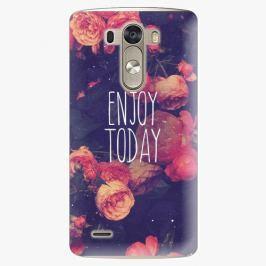 Plastový kryt iSaprio - Enjoy Today - LG G3 (D855)