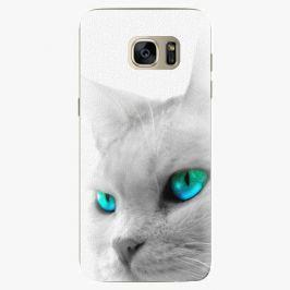 Plastový kryt iSaprio - Cats Eyes - Samsung Galaxy S7 Edge