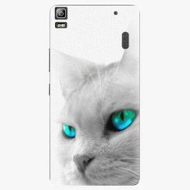 Plastový kryt iSaprio - Cats Eyes - Lenovo A7000
