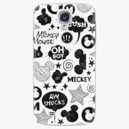 Plastový kryt iSaprio - Mouse - Samsung Galaxy S4