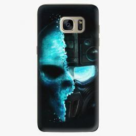 Plastový kryt iSaprio - Roboskull - Samsung Galaxy S7 Edge
