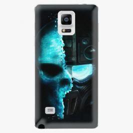 Plastový kryt iSaprio - Roboskull - Samsung Galaxy Note 4