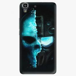 Plastový kryt iSaprio - Roboskull - Huawei Ascend Y6