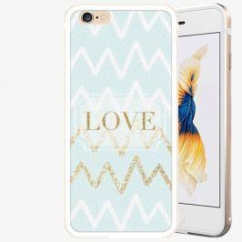 Plastový kryt iSaprio - GoldLove - iPhone 6 Plus/6S Plus - Gold