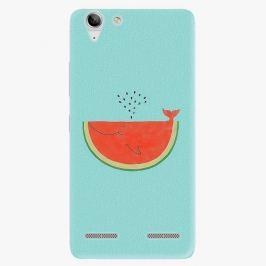 Plastový kryt iSaprio - Melon - Lenovo Vibe K5