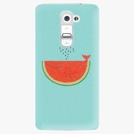 Plastový kryt iSaprio - Melon - LG G2 (D802B)