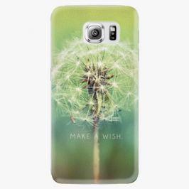Plastový kryt iSaprio - Wish - Samsung Galaxy S6 Edge