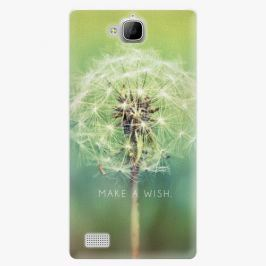 Plastový kryt iSaprio - Wish - Huawei Honor 3C