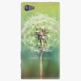 Plastový kryt iSaprio - Wish - Sony Xperia Z5 Compact