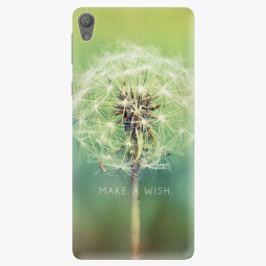 Plastový kryt iSaprio - Wish - Sony Xperia E5