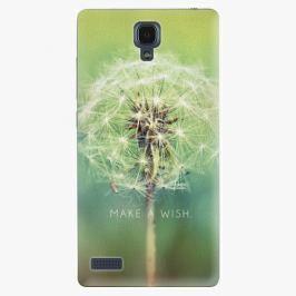 Plastový kryt iSaprio - Wish - Xiaomi Redmi Note