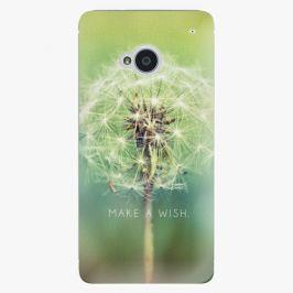 Plastový kryt iSaprio - Wish - HTC One M7