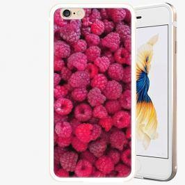 Plastový kryt iSaprio - Raspberry - iPhone 6 Plus/6S Plus - Gold