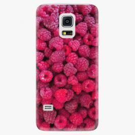 Plastový kryt iSaprio - Raspberry - Samsung Galaxy S5 Mini