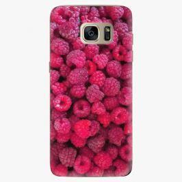 Plastový kryt iSaprio - Raspberry - Samsung Galaxy S7 Edge