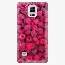 Plastový kryt iSaprio - Raspberry - Samsung Galaxy Note 4