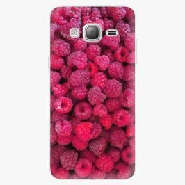 Plastový kryt iSaprio - Raspberry - Samsung Galaxy J3 2016