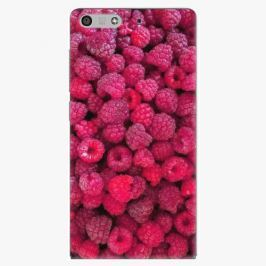 Plastový kryt iSaprio - Raspberry - Huawei Ascend P7 Mini