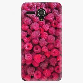Plastový kryt iSaprio - Raspberry - Lenovo A606