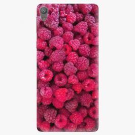 Plastový kryt iSaprio - Raspberry - Sony Xperia E5
