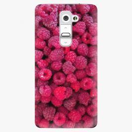 Plastový kryt iSaprio - Raspberry - LG G2 (D802B)
