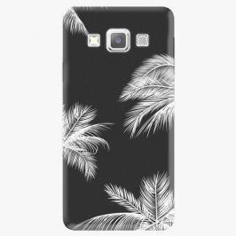 Plastový kryt iSaprio - White Palm - Samsung Galaxy A7