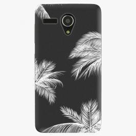 Plastový kryt iSaprio - White Palm - Lenovo A606
