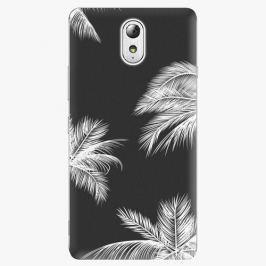 Plastový kryt iSaprio - White Palm - Lenovo P1m