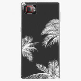 Plastový kryt iSaprio - White Palm - Lenovo Z2 Pro