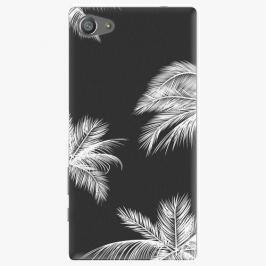 Plastový kryt iSaprio - White Palm - Sony Xperia Z5 Compact