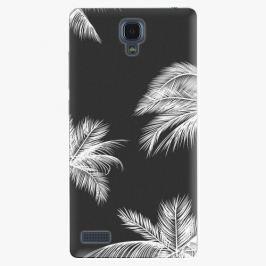 Plastový kryt iSaprio - White Palm - Xiaomi Redmi Note