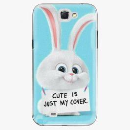 Plastový kryt iSaprio - My Cover - Samsung Galaxy Note 2
