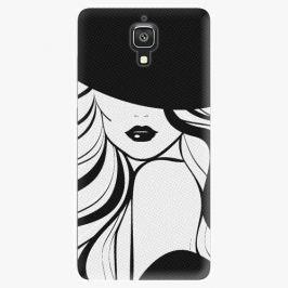 Plastový kryt iSaprio - First Lady - Xiaomi Mi4